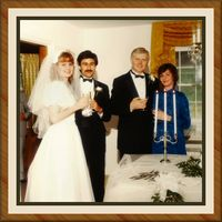 Our Wedding, Their Anniversary